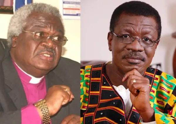 Prof. Martey, Mensa Otabil, Owusu Bempah are NPP politicians and not Sincere Pastors- Joseph Yamin insists