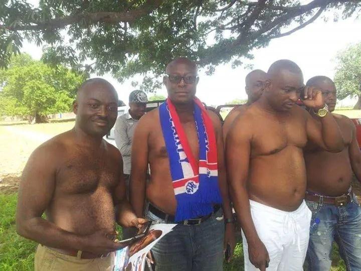 We Will Visit Tongo Shrines Again -NPP Chairman