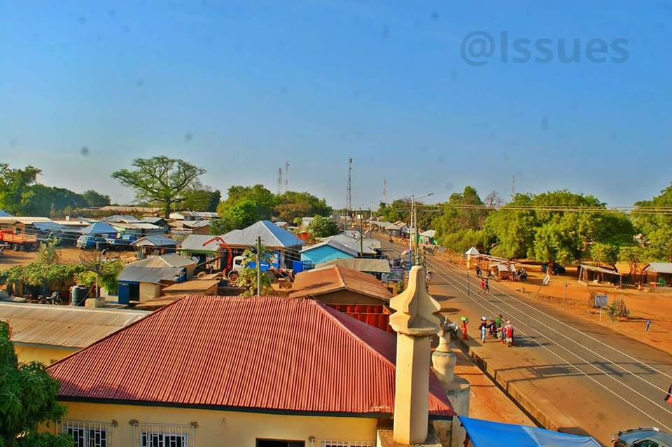 Bole is the most unplanned town in Northern Region