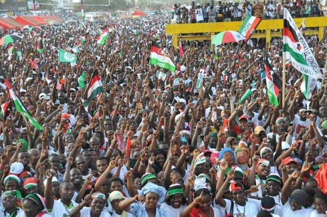 NDC to file petition against concerned staff of EC