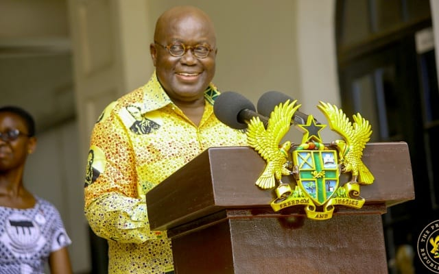 Nana Addo thanks workers for voting NPP
