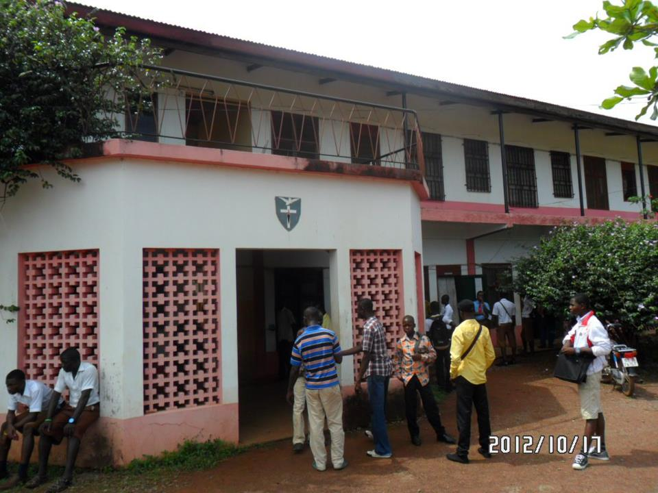 Fire Disaster-St Charles Seminary SHS Students Sent Home
