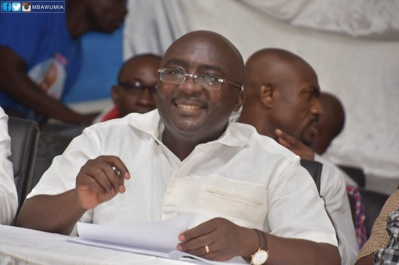Kintampo Chiefs Angry with Bawumia over Snub