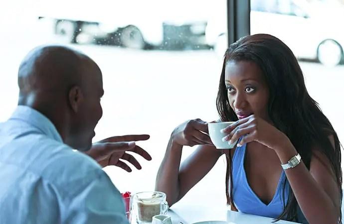 "Stop Calling  A Boyfriend  ""My Guy"""