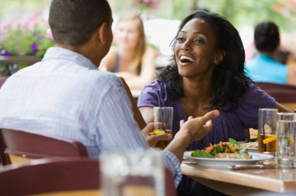13 foods you should never order on a first date