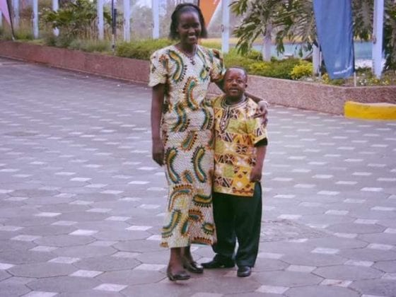 """""""I Am Happy With My Short, Dark And Handsome Husband"""" – Woman"""
