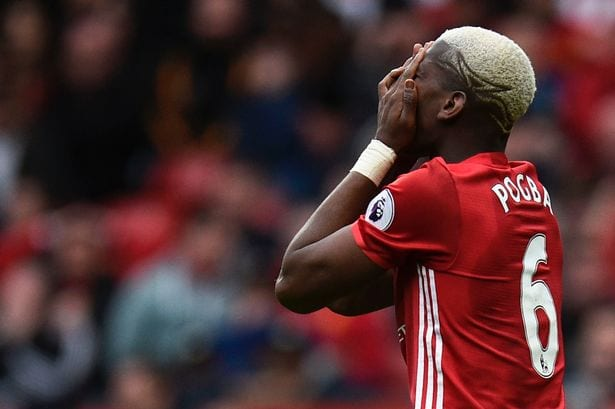 Paul Pogba is a 'liability defensively-Lampard