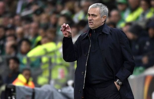 I prefer winning Europa league to finishing top four – Mourinho