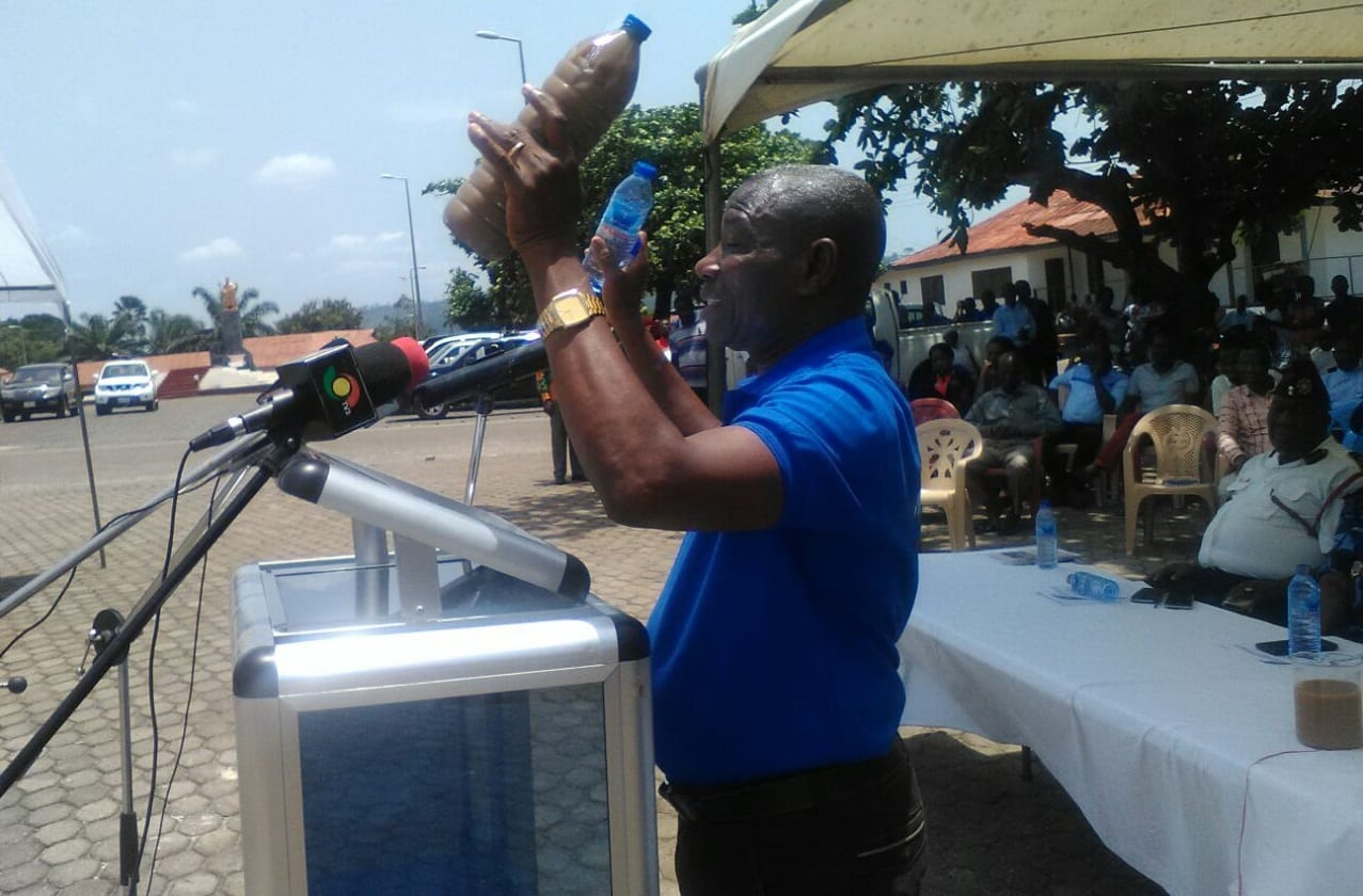 Let's Rescue Birim River from Galamsey Operations- Minister