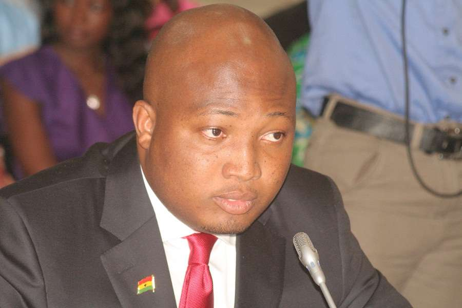 I'll blow NPP's cover on freeze in purchase of vehicles -Ablakwa
