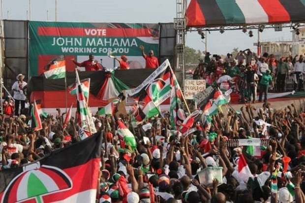 Who says that NDC won't split up before 7th December 2020?