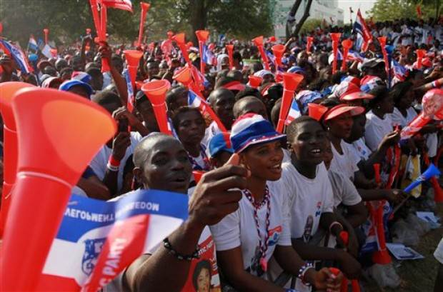 NPP's 100 Days Achievements Campaign Message for 2020- Ntim-Twumasi
