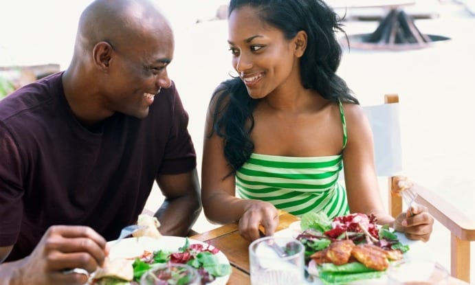 Dating is not a marriage proposal