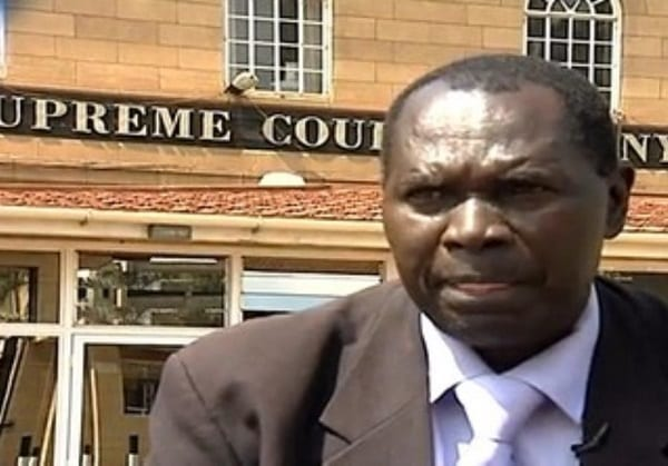 VIDEO:  Kenyan Lawyer sues Israel and Italy for killing Jesus