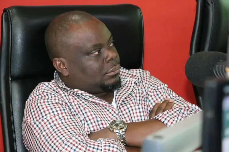 Has the president started sleeping-Francis Dodovi asks