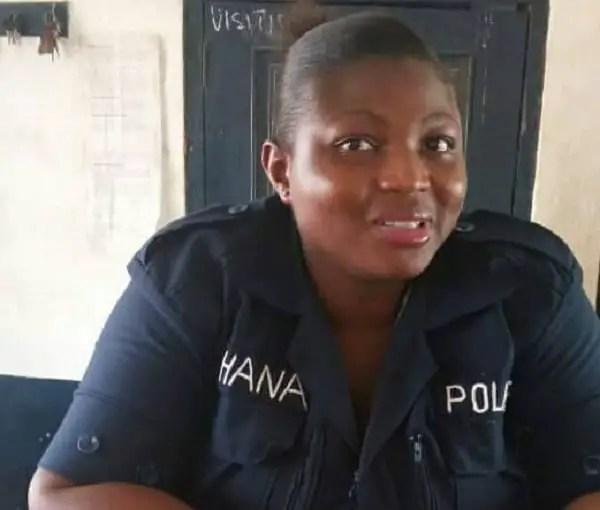 Female Cop killed herself because of heartbreak-Garu Commander
