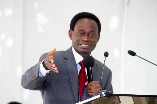 We need God-fearing persons as political leaders- Prof Opoku Onyinah