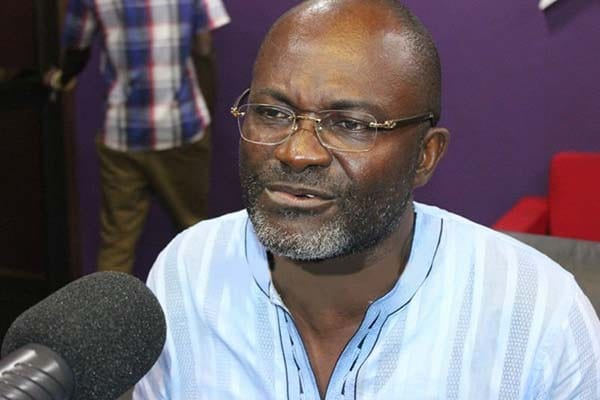 I will give COP Bright Oduro three dirty slaps- Ken Agyapong