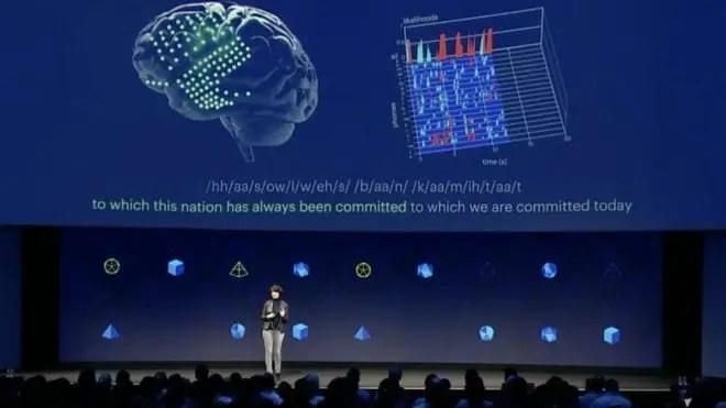 Facebook team working on brain-powered technology