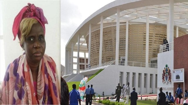Gambia's gets first visually impaired female MP