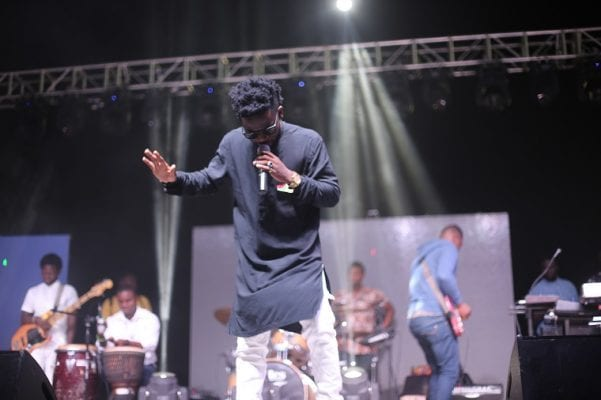 Bisa Kdei hooted off Stage in Kumasi