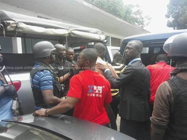 Caged Delta Force members say they regret working for NPP