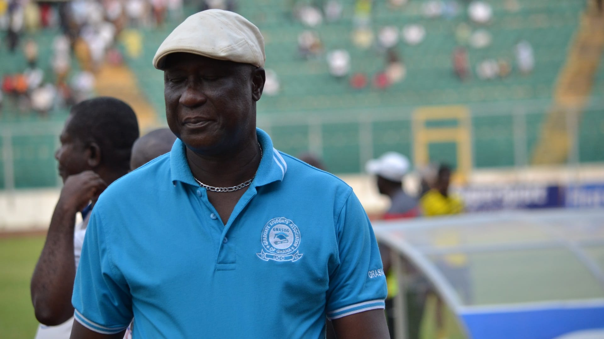 AshantiGold supporters chief Kweku Jonah laments on Bashir Hayford sudden departure