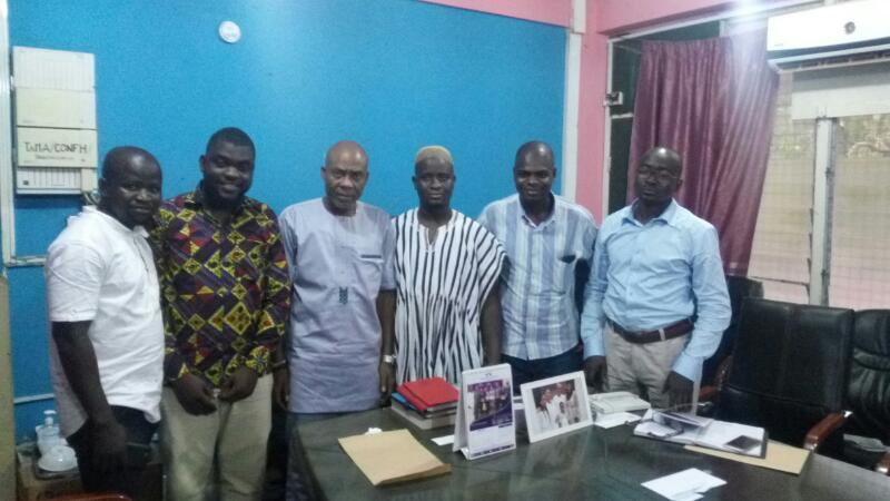 Dagbong Youth For Development Promise Tamale Mayor Their Support