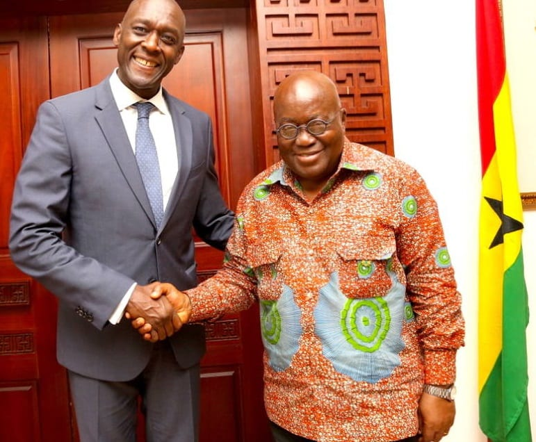 We'll support your vision for Ghana- World Bank to Akufo-Addo