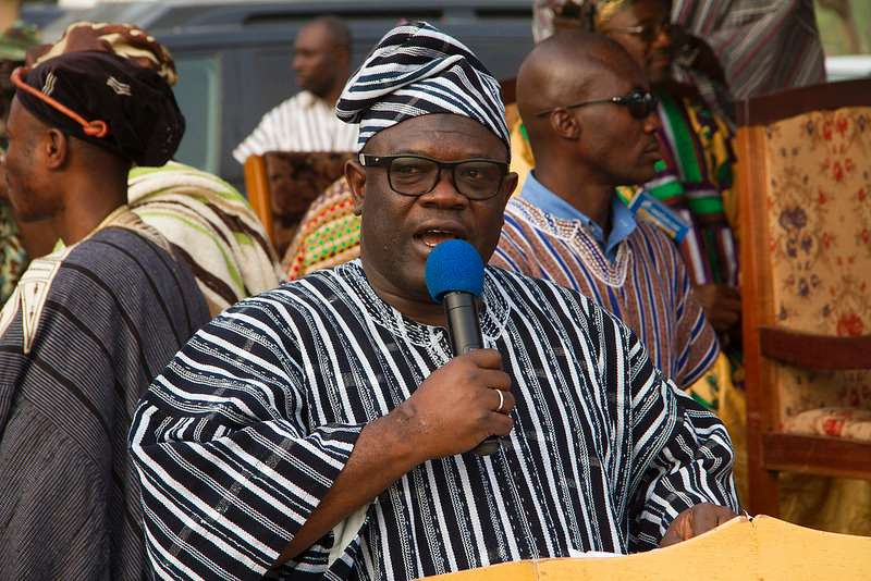AUDIO:NDC's defeat was caused by presidential hopefuls within -Alhaji Limuna
