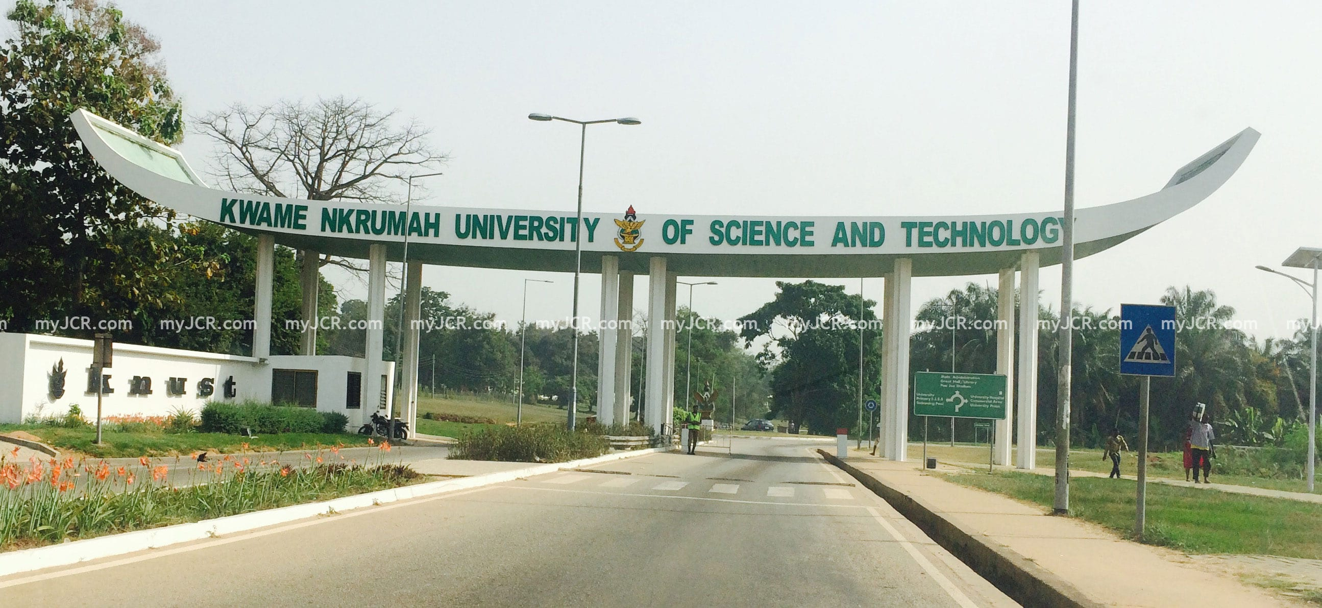 KNUST Students Join Fight Against Galamsey