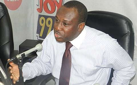 Gov't not mandated to provide alternative jobs to 'Galamseyers'-Kofi Bentil