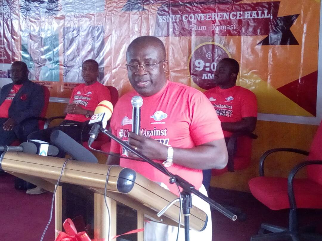 Galamsey Fight: Let's stop the blame game-Minerals Commission Boss