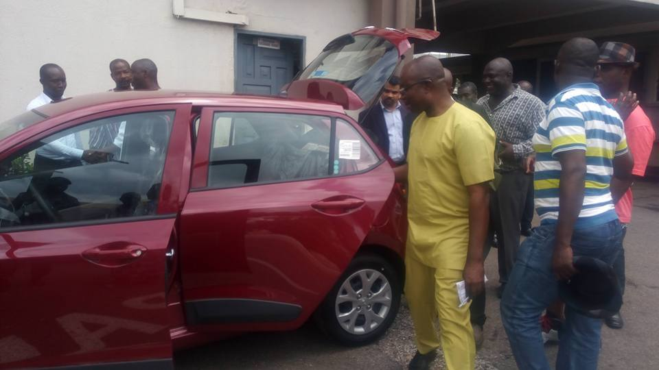 Each KMA Assembly member to receive a brand new car