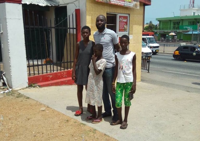 NGO saves three from street hawking