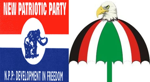 NDC bribing assemblymen GH¢10,000 to reject MMDCE Nominees-NPP