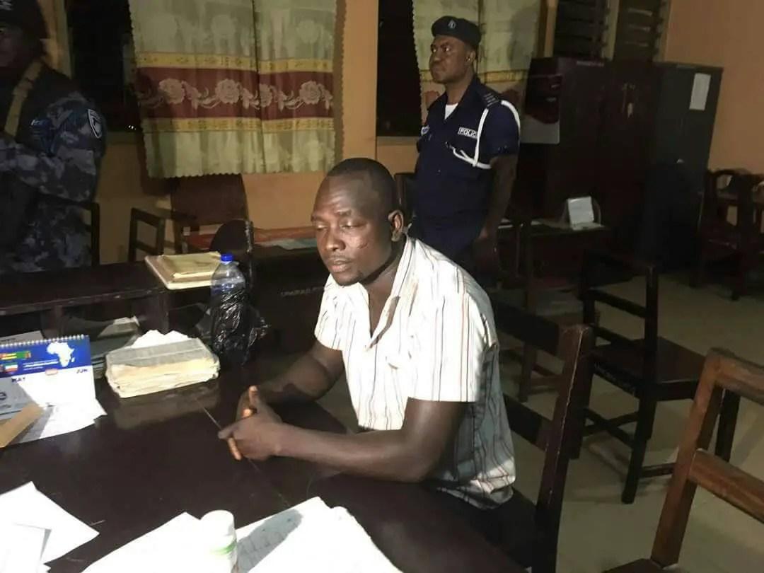 PHOTO: See assemblyman who masterminded Capt Mahama's Death