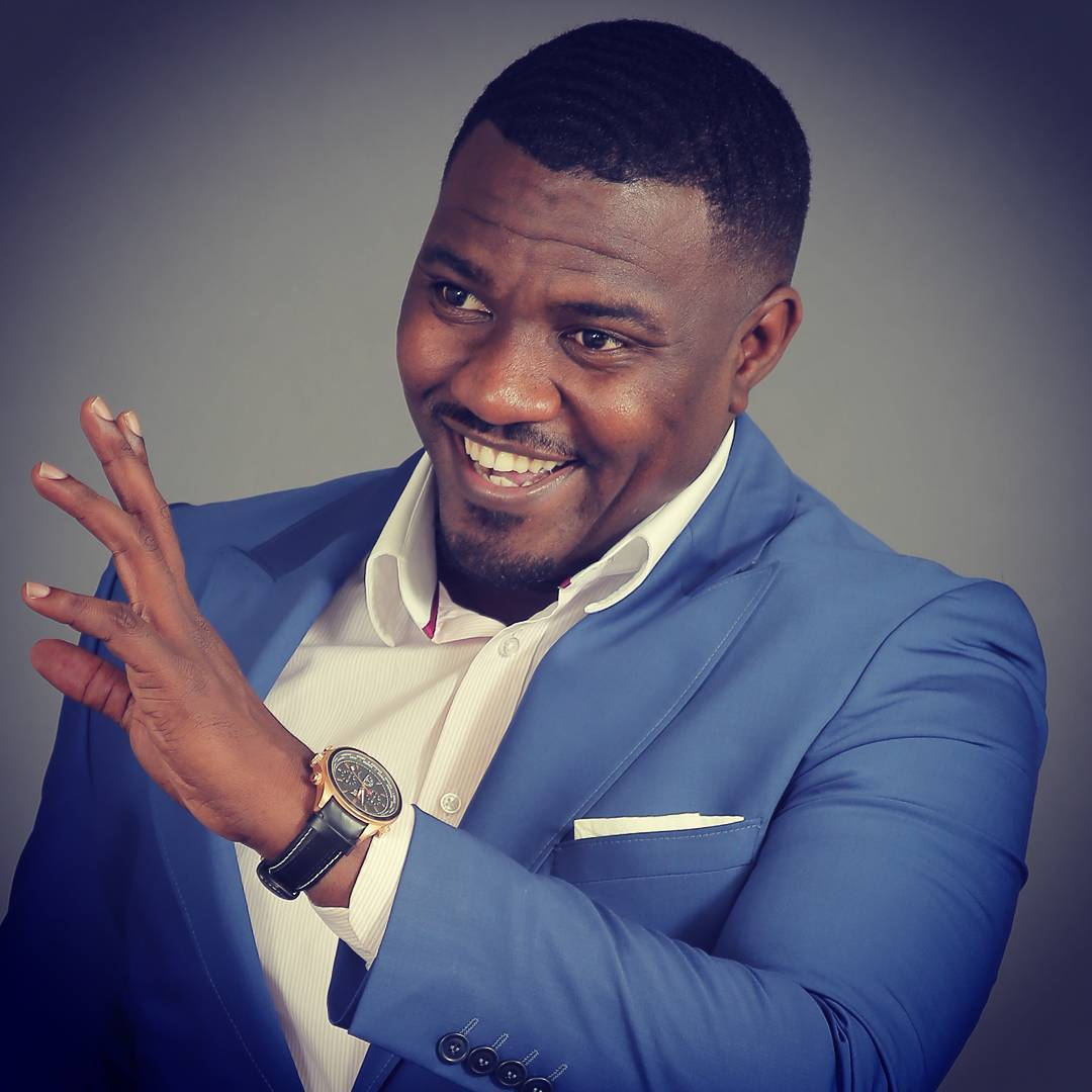 Gossiping will not put food on your table – John Dumelo counsels