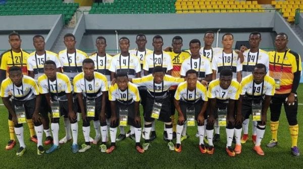 Starlets to face Mali in U-17 AFCON final