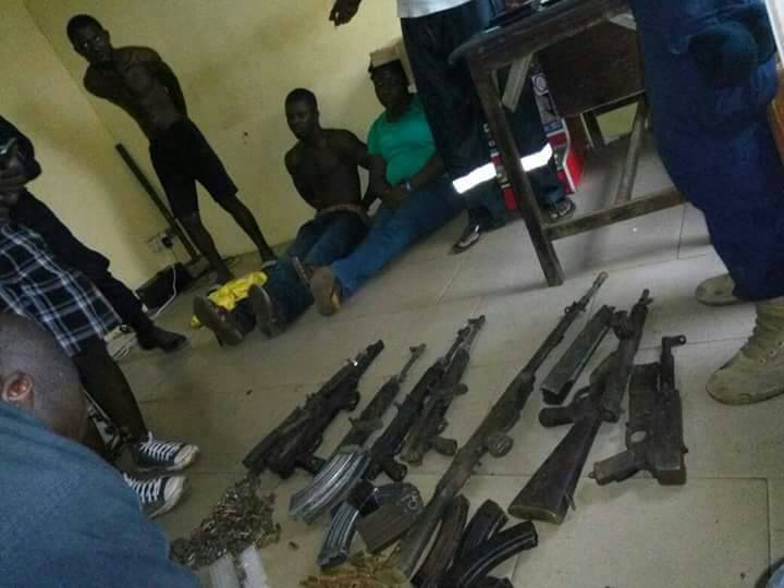 Dogo America gunned down; 5 arrested over Michel Camp Cop' Killing