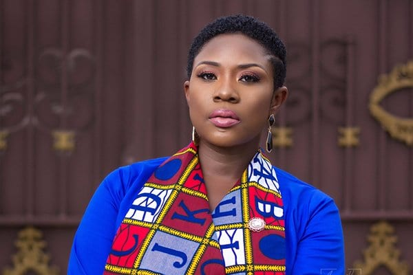 Emelia Brobbey exudes beauty in this new photo