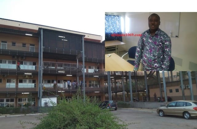 Former CEO of Tamale Teaching Hospital Finally Hands Over