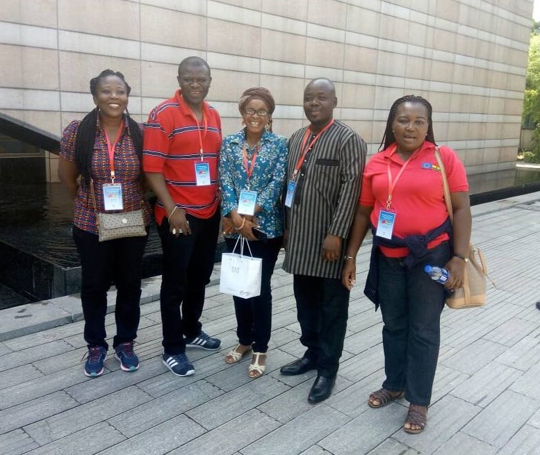 Deputy GEPA CEO Leads 5-Member Ghanaian Delegation To China