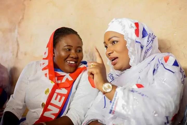 Women are principled and not arrogant- Hon Francisca Oteng Mensah