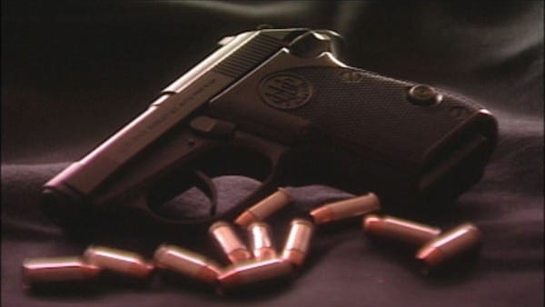 C/R: Suspected armed robber gunned down