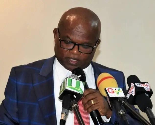 Dr Ato Arthur tasks chiefs to help fight fallen education standards in Central Region