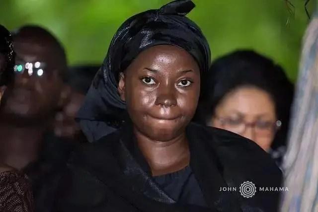 2 Women Clash Over Barbara's Tribute to Major Mahama