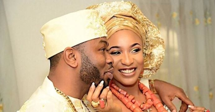 Video: See how Tontoh Dikeh danced when her family returned her bride price