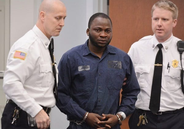 Ghanaian guilty of making bomb threat in  USA