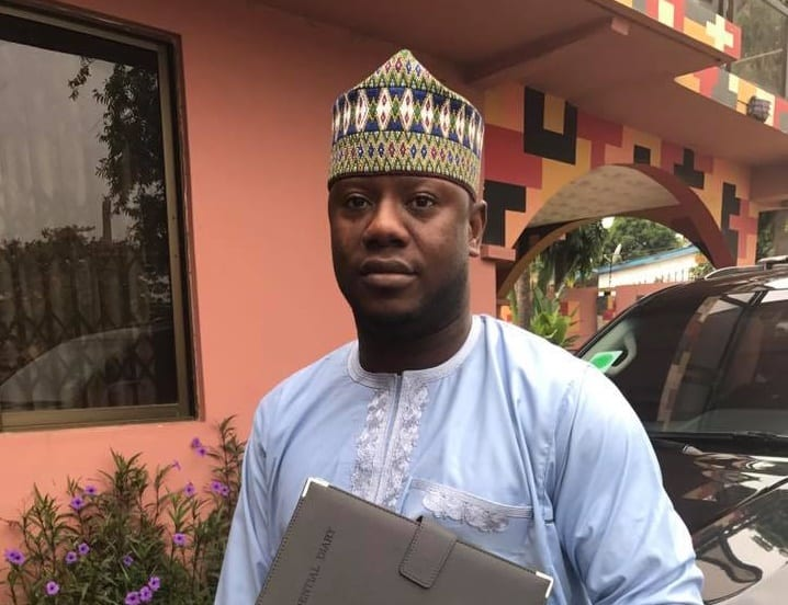 Farouk Mahama to the rescue of Yendi SHS following water crises